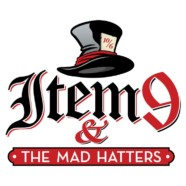 Item 9 & The Mad Hatters rock release party Old Style
