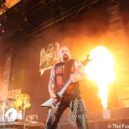 Slayer announce 2016 dates with Testament and Carcass