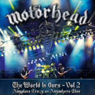 Motorhead- The World is Ours Vol. 2 Box Set