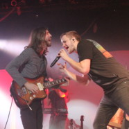 Imagine Dragons bring Night Visions to Indy's Egyptian Room