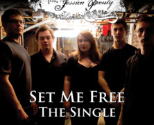 Jessica Prouty Band- Set Me Free review