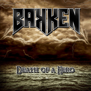Bakken - Death Of A Hero Artwork