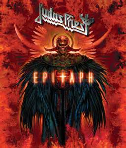 Judas Priest Epitaph cover