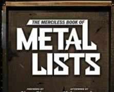 The Merciles Book of Metal Lists review