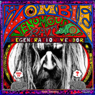 Rob Zombie: Venomous Rat Regeneration Vendor review