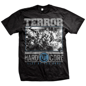 Win this TERROR shirt!!