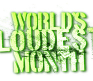 Over a quarter million fans turn out for World's Loudest Month