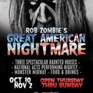 "Rob Zombie announces ""Great American Nightmare"" Halloween event"