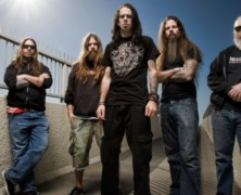 "LAMB OF GOD Premieres New Lyric Video for ""Hyperthermic/Accelerate"""