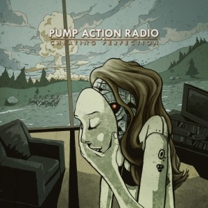 Pump Action Radio