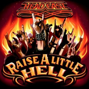 Raise a Little Hell cover