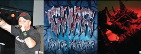 GWAR world domination mega package