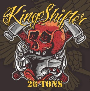 KingShifter - 26 Tons - Cover