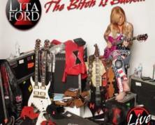 Lita Ford: The Bitch is Back Live