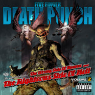 Five Finger Death Punch: The Wrong Side of Heaven and the Righteous Side of Hell Vol. 2 review
