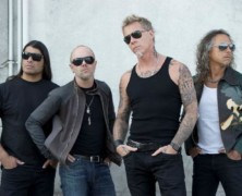 Antarctica concert helps Metallica reach unprecedented milestone of playing seven continents in one year