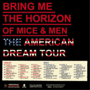 Of Mice and Men announce new album and 2014 dates with Bring Me the Horizon