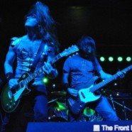 Death Angel and 3 Inches of Blood at Pittsburgh's Altar Bar