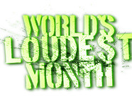 World's Loudest Month 2014 festival dates announced