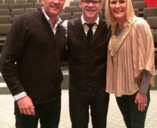 Clay Crosse celebrates new role as worship pastor
