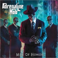 Adrenaline Mob release lyric video for Feel the Adrenaline from upcoming album