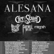 Alesana announce The Decade Tour