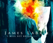 James LaBrie releases digital EP I Will Not Break