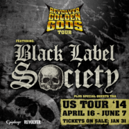Black Label Society to headline 2014 Revolver Golden Gods Awards