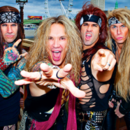 Steel Panther release second video from All You Can Eat