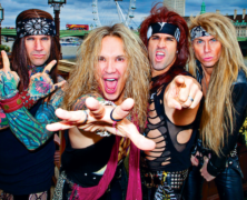 "Steel Panther announce track listing for ""All You Can Eat"" and U.S. tour"