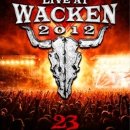 Live at Wacken 2012: The World's Biggest Metal Party on 3 DVD/2 CD set coming in February