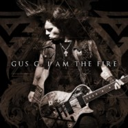 "Gus G. releases ""I Am The Fire"" digital single in North America; debut solo album now available for pre-order"