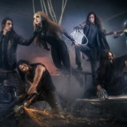 "The Agonist premiere video for ""My Witness, Your Victim"""
