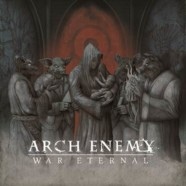 Arch Enemy's War Eternal cracks U.S. top 50