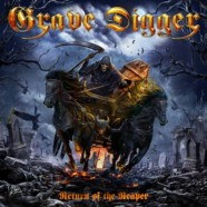 Grave Digger unveil cover, title and release date of new album