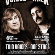John Schlitt and John Elefante announce Voices of Rock joint tour
