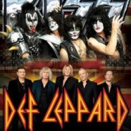 KISS and Def Leppard announce summer U.S. tour dates