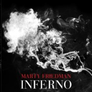 "Marty Friedman reveals ""Inferno"" cover art, appears on ""That Metal Show"""