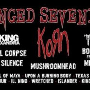 Mayhem Festival 2014 announces lineup with Avenged Sevenfold headlining