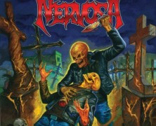 Nervosa: Victim of Yourself review