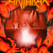 "Anthrax Announces ""Chile On Hell"" Live DVD"