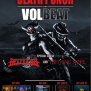 Volbeat and Five Finger Death Punch announce co-headline tour