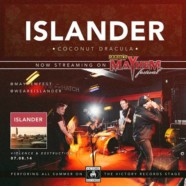 Islander unveil new song with Mayhem Festival