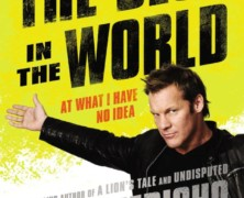 Chris Jericho: The Best In World (At What I Have No Idea) review