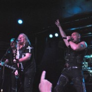 Primal Fear deliver the black at Altar Bar