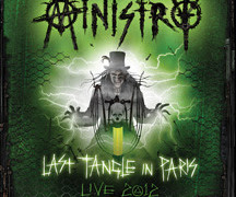 Ministry: Last Tangle in Paris DVD review