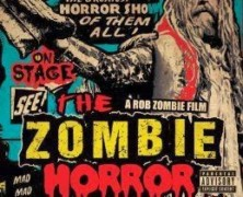 Rob Zombie: The Zombie Horror Picture Show DVD review