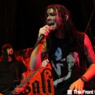Saliva continue rising up in Indy