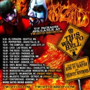 Neurotic November announce tour with Twiztid