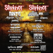 Knotfest adds 10 more bands and another stage to three-day festival